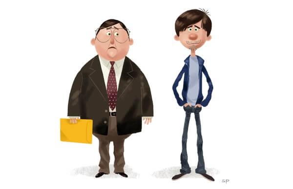 Mac vs PC campaign to overcome customers switching inertia
