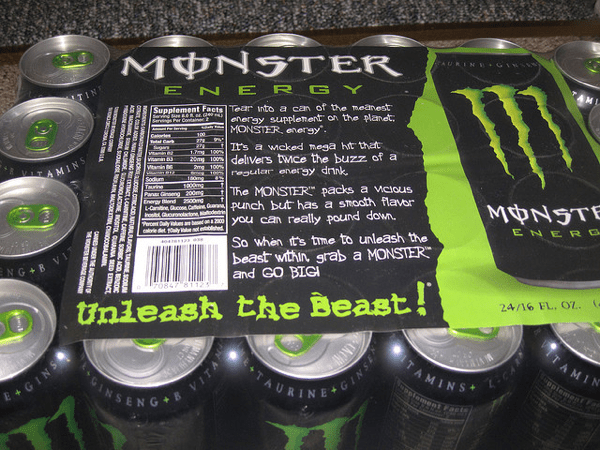 product offering monster energy Enter for a chance to win the ultimate experience.