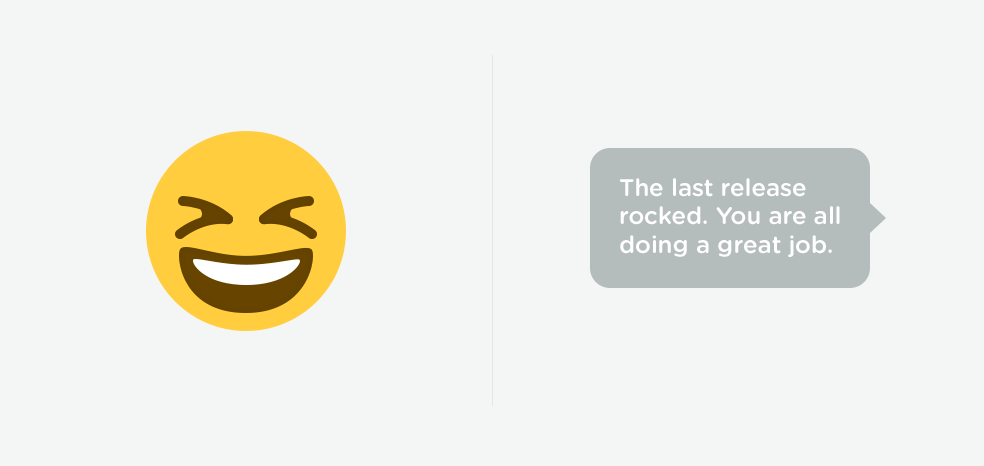Emoji And Stickers Are Just The Beginning Inside Intercom - Emojis created real life still dont make sense