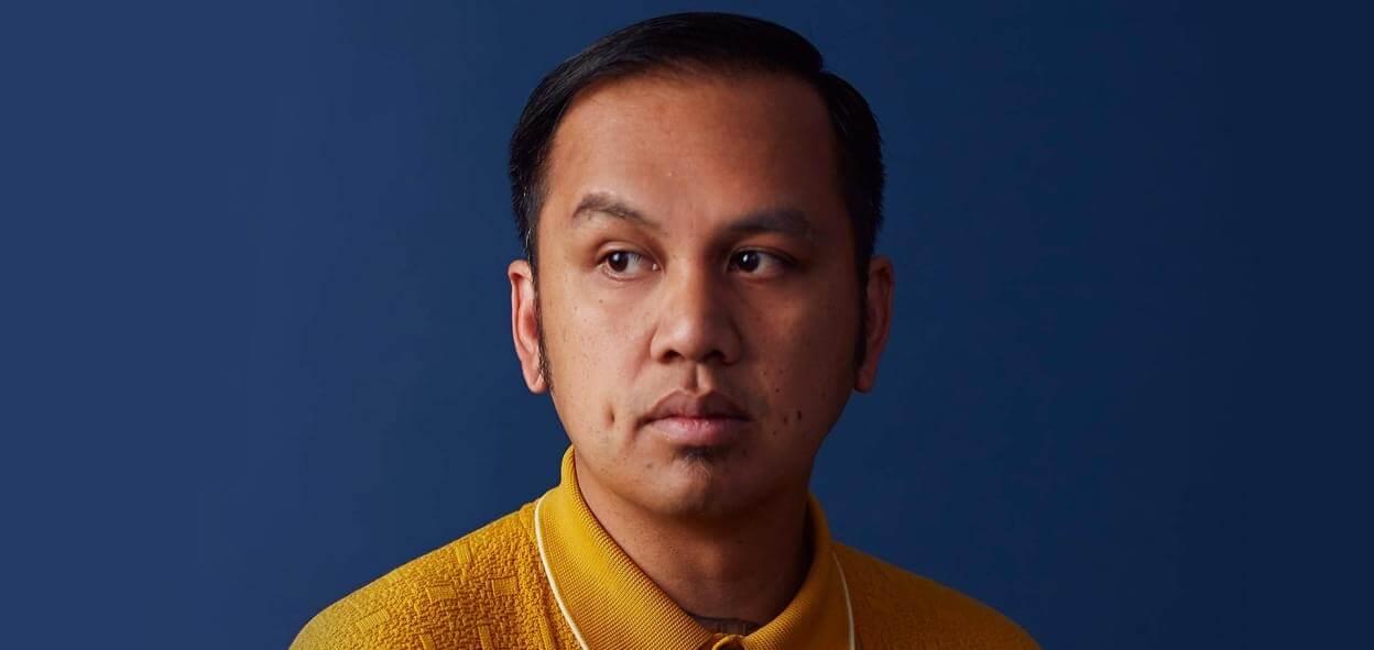 Stripe designer Everett Katigbak