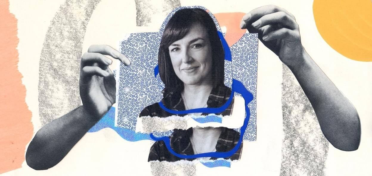 Copy Hackers founder Joanne Wiebe