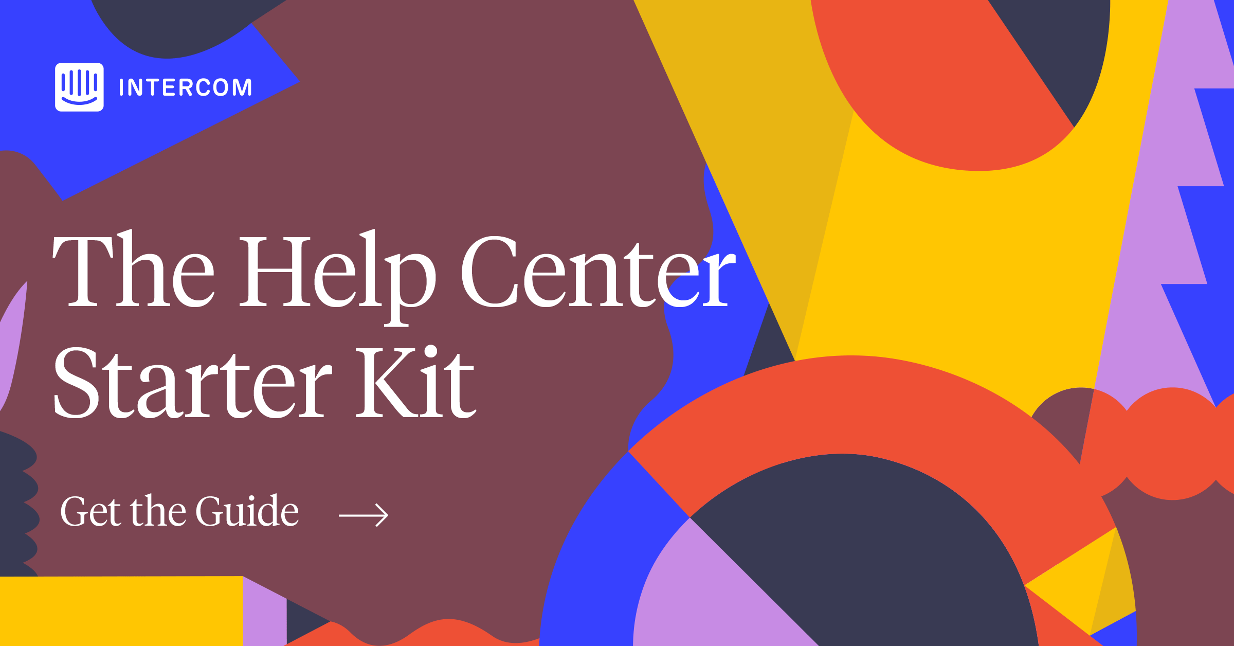 Intercom Help Center Starter Kit