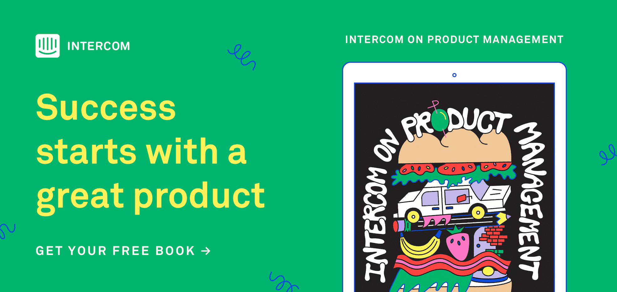 Intercom on Product Management book